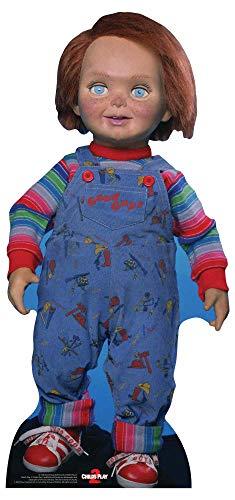 Close Up Chucky Mini-Pappaufsteller Good Guys Doll Chucky