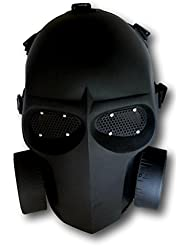 Army of Two Gas mask Airsoft máscara protectora Gear Sport Party Fancy exterior Ghost Máscaras Bb Gun