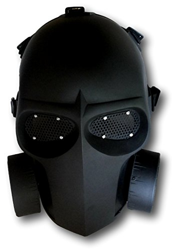 ARMY OF TWO GAS MASK AIRSOFT MASCARA PROTECTORA GEAR SPORT PARTY FANCY EXTERIOR GHOST MASCARAS BB GUN