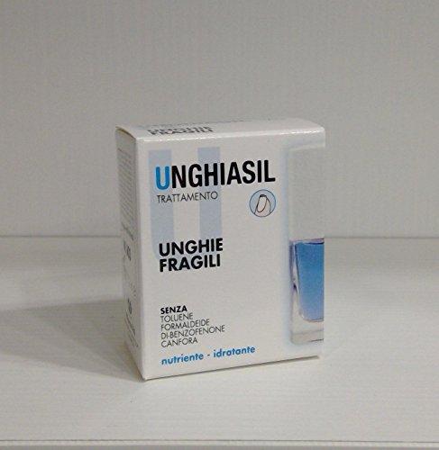 unghiasil Nagelpflege zerbrechlich nutriente- feuchtigkeitsspendend 12ml Marco Schrauben (Feuchtigkeitsspendende Nagelpflege)