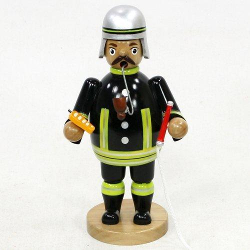 Räuchermann als Feuerwehrmann, ca.20 cm