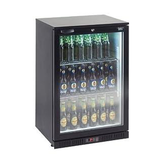 LEC Back Bar Bottle Cooler 106 Bottles
