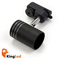 KingLed - Supporto Mini Orientabile per Binario