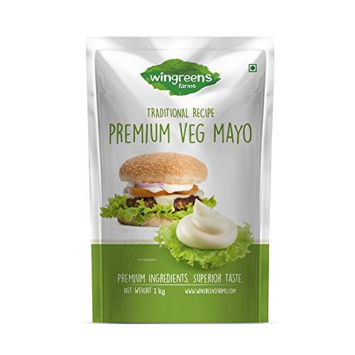 Wingreens Farms Premium Veg Mayo (1Kg)