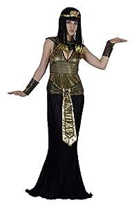 Reír Y Confeti - Fibdes016 - Disfraz Para Adultos - Lujo Nilo Disfraz Reina - Mujer - Talla M