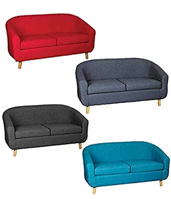 Turin 2 Seat Sofa by Furniture Home