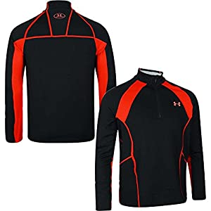 41aCy8qzgRL. SS300  - Under Armour Men's CG Infrared Thermo 1/4 Zip Protection Vest
