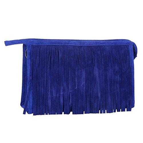 Susenstone Cosmetic Bag Fashion Tassel Portable