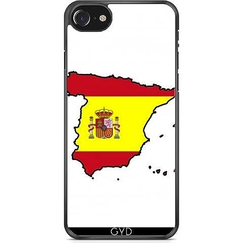 Funda para Iphone 7 / 7S (4,7 '') - España Mapa De La Bandera by Cadellin
