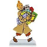 Official Merchandise Tintin Relief Cadeaux Figurine