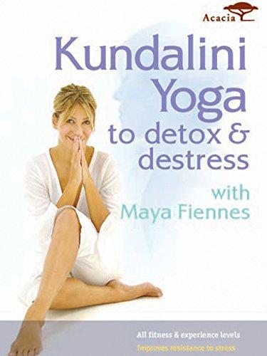 Kundalini Yoga to Detox & Destress [OV]