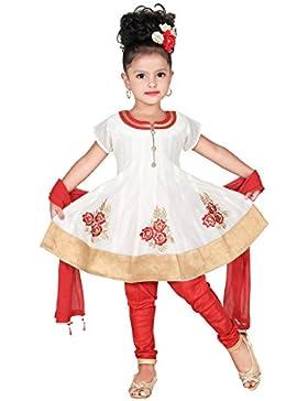 BEDI'S - Vestido - trapecio - Manga Larga - para niña