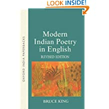 Modern Indian Poetry in English: Revised Edition