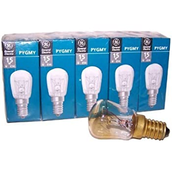 2 x Spare Bulbs Salt Lamps 15w: Amazon.co.uk: Kitchen & Home