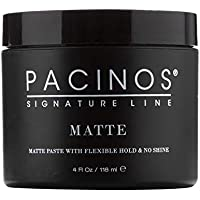 Pasta flexible mate de 118ml de Pacinos, el embalaje puede variar