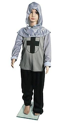 Inception Pro Infinite Größe L - 7 - 8 Jahre - Kostüm - Mittelalter Ritter - Kind - Verkleidung - Karneval - Halloween - ()