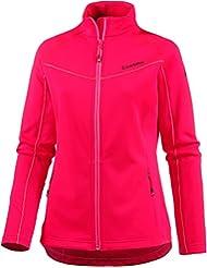 Schöffel Jacket Thun Forro Polar, verano, hombre, color diva pink, tamaño 42