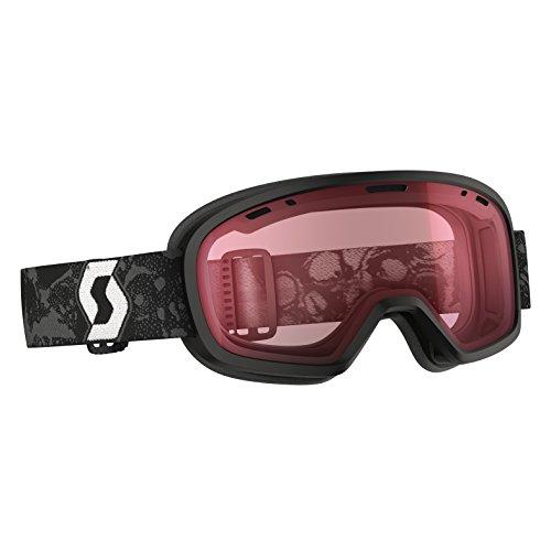 scott-2446011007004-gafas-de-esqui-double-lens-cylindricalflat-lens-small-frame-unisex-negro-rojo