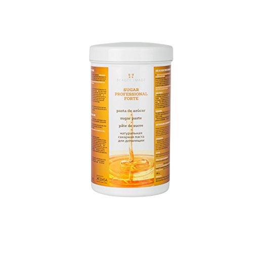 BEAUTY IMAGE Zuckerpaste zur Haarentfernung, Sugaring mit Pflanzenextrakten (1200g)