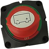 MagiDeal Mini Interrupteur De Batterie Remplacement 3 Positions Pour BEP Bateau Marine Caravan