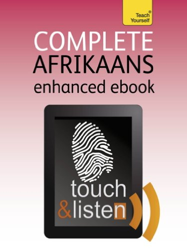 Complete Afrikaans: Teach Yourself: Audio eBook (Teach Yourself Audio eBooks) (English Edition)
