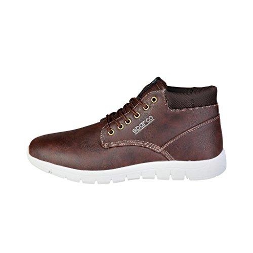 Sparco EDMONTON Sneakers Homme saddlebrown
