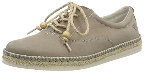 Tamaris 23635, Damen Espadrilles, Grau (SMOKE ANTIC 276), 40 EU