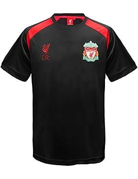 Liverpool FC - Camiseta oficial de entrenamiento - Para niño - Poliéster