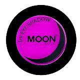 Moon Glow - UV Neon-UV-Lidschatten 3.5g Purpur - ein spektakulär glühender Effekt bei UV- und Schwarzlicht!