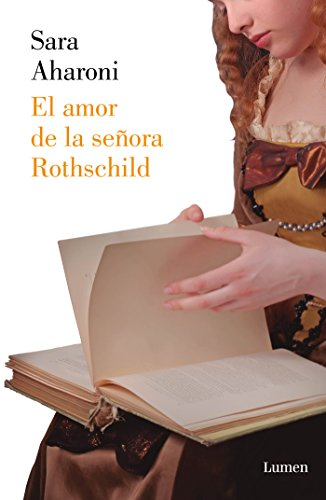 El amor de la señora Rothschild, Sara Aharoni 41aDAAcih1L