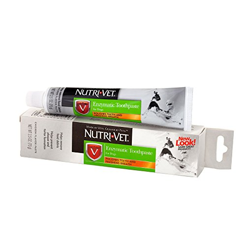 Artikelbild: Nutri-Vet Enzymatic Toothpaste Great Tasting Formulated Chicken Flavor 2.5oz
