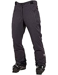 ROSSIGNOL Marilyn Flanel Pants–Anthracite