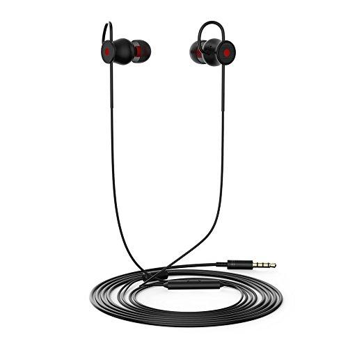 DODOCOOL – Auricolare in – Ear con suono surround con microfono integrato.