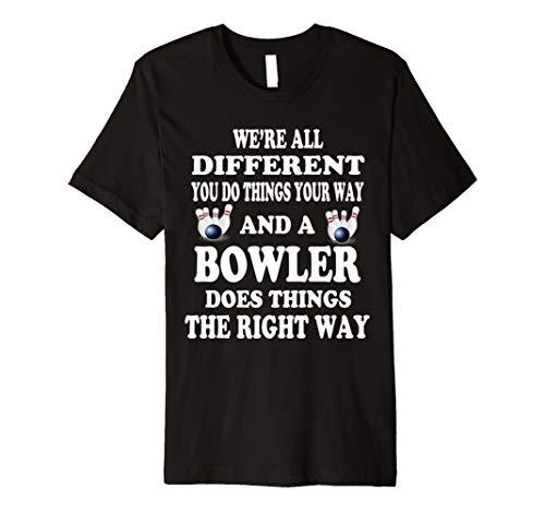 Funny Bowling Shirts Bowling Accessories Jerseys Shirt Bowling-jersey