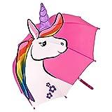 VON LILIENFELD Parapluie Enfant Motif Garçon Fille Licorne (Jusqu'à 8 Ans)
