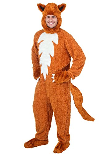 Plus Size Fox Fancy dress costume (Fox Kostüme Plus Size)