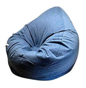 Altmark-Design Sitzsack XXL Jeans incl. Inlett