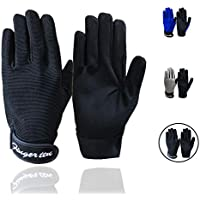 Lily Sport Horse Riding Gloves Equestrian Gloves for Kids Junior Children Grils Boys Comfortable Grip,Riders Trend Riding Gloves Durable & Breathable