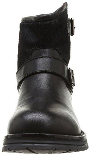 Redskins Yala, Boots femme Noir