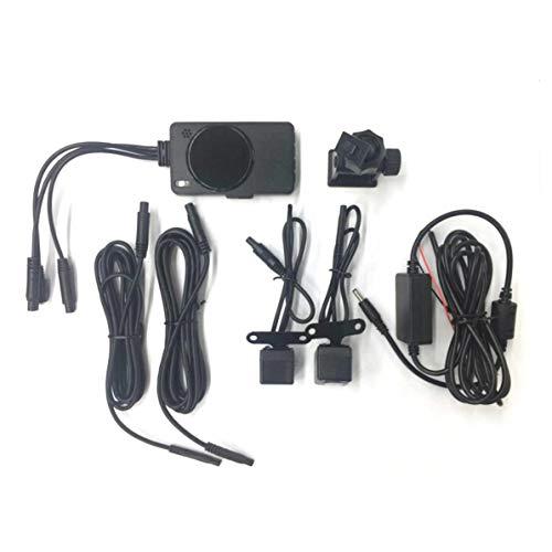 tion-Sport-Kamera-HD-Anzeige 3,0-Zoll-LCD-Bildschirm auf der Rückseite des Recorders Dual-Track-Loop-Aufnahme ()