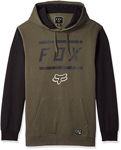 Fox Hoody Listless Grün Gr. XL (Hoody Fox)