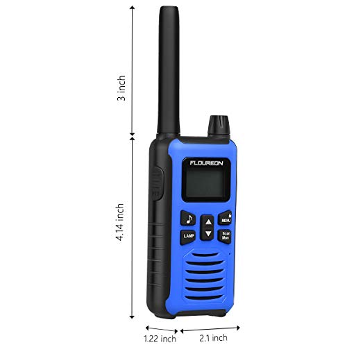 Walkie Talkie Floureon