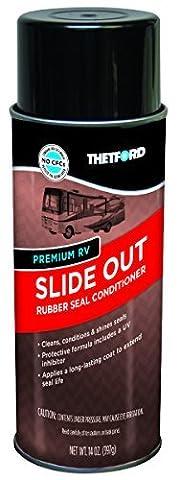 Thetford Premium RV Slide Out Seal Conditioner 32778, 14 oz. by Thetford