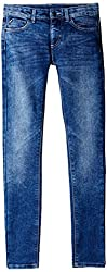 United Colors of Benetton Baby Girls Jeans (15A4CU9578U0G901_Blue_0Y)