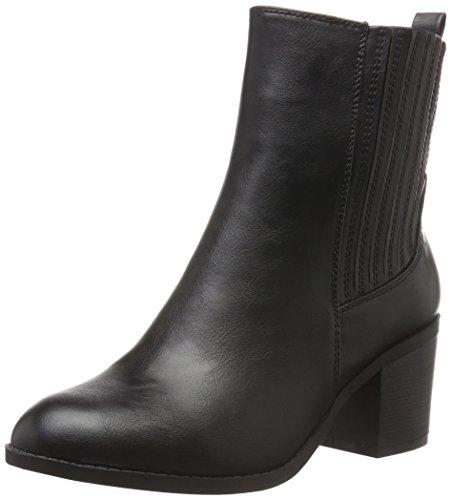 Another Pair of Shoes Alisone1, Bottes Classiques Femme Noir (Black01)