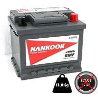 Hankook 44Ah Batterie de Voiture 12V 420CCA - 4 Ans de Garantie