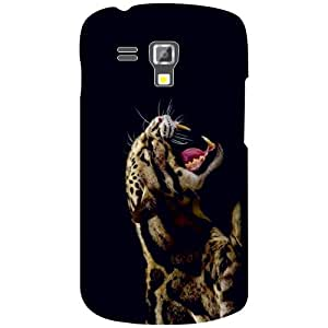 Samsung Galaxy S Duos 7562 Phone Cover -Roar Matte Finish Phone Cover