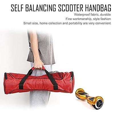 Tragbare selbstausgleich Scooter Handtasche Skateboard Handtasche Zwei Rad autotasche Wasserdichte reißverschluss elektronische Hoverboard Tragetasche