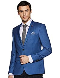 7b8bd769 Amazon.in: Park Avenue - Suits & Blazers / Men: Clothing & Accessories