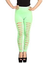 N-Gal Women's Leggings with Insight, NY2258-Black